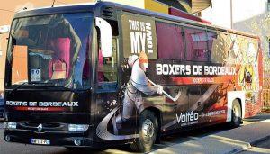 Le grand périple des Boxers