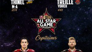 Les Capitaines du All-Star Game sont connus !