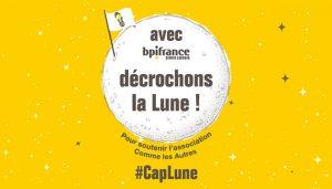 Cap Lune : un challenge solidaire