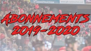 Campagne d'abonnement 2019-2020