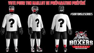 Vote pour ton maillot de préparation préféré !