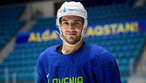 Boštjan Goličič : «Je joue pour gagner, c'est ma mentalité !»