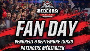 Fan Day 2019 le 6 Septembre à Mériadeck !
