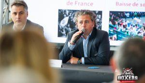 Thierry Parienty : «Le club va mieux qu'il y a un an !»