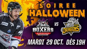Soirée Halloween le 29 Octobre à Mériadeck !