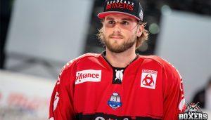 Alexandre Ranger, joueur et homme d'énergie
