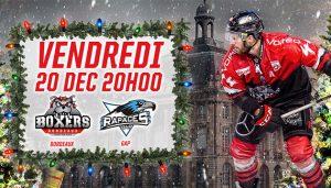 Match de Noël le 20 Décembre à Mériadeck
