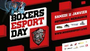 M-1 avant le Boxers Esport Day