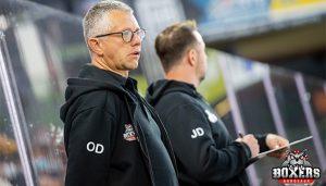 Olivier Dimet : «Je crois vraiment au potentiel de cette équipe !»