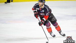 Loïk Poudrier : «On va aborder les matchs avec plus de confiance»