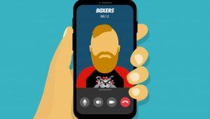 Gagne un appel visio avec le joueur de ton choix sur notre app !